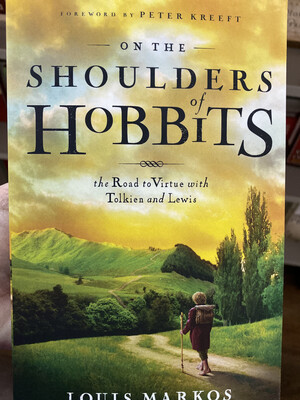 MARKOS, On The Shoulders Of Hobbits