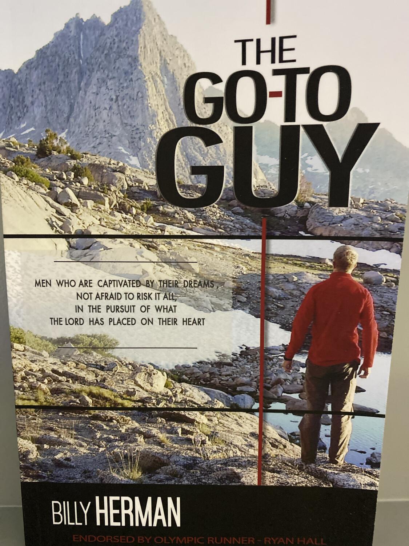 HERMAN, The Go-to Guy (Endurance Press)