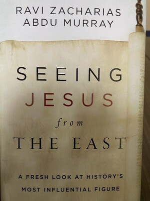 ZACHARIAS, Seeing Jesus From The East