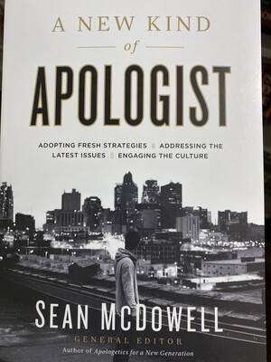 McDOWELL, A New Kind Of Apologist