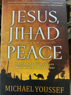 YIUSSEF, Jesus Jihad And Peace