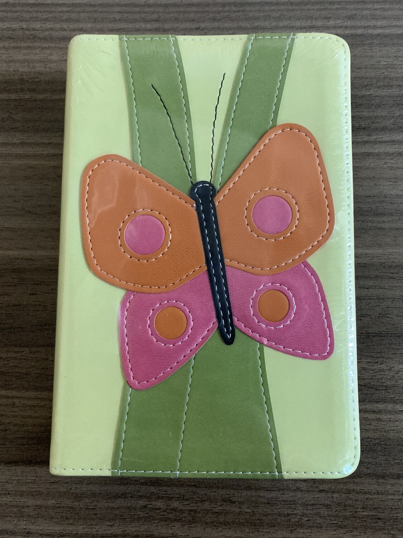 NIV Bug Collection Bible, Italian Duo-tone Butterfly