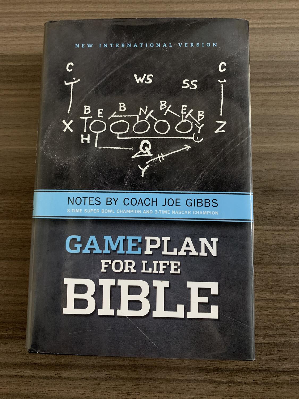NIV Gameplan For Life Bible
