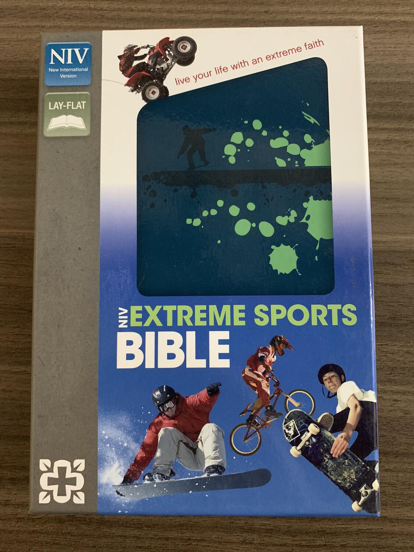NIV Extreme Sports Bible