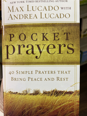 LUCADO, Pocket Prayers