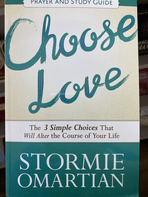 OMARTIAN, Choose Love