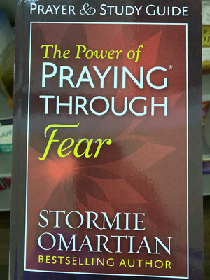 OMARTIAN, The Power Of Praying Through Fear