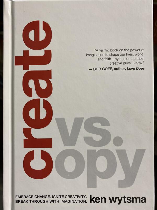 WYTSMA, Create Vs. Copy