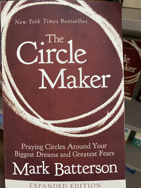 BATTERSON,  The Circle Maker