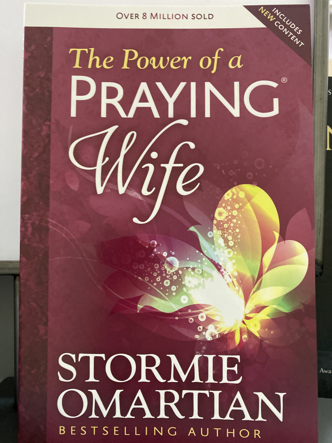 OMARTIAN, The Power Of A Praying Wife