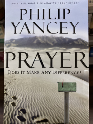 YANCEY, Prayer