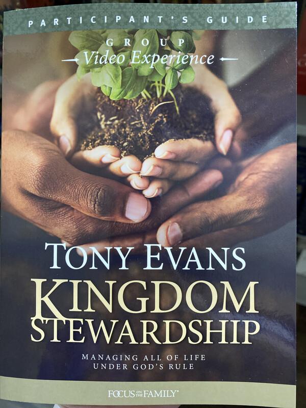 EVANS, Kingdom Stewardship, Participant Guide