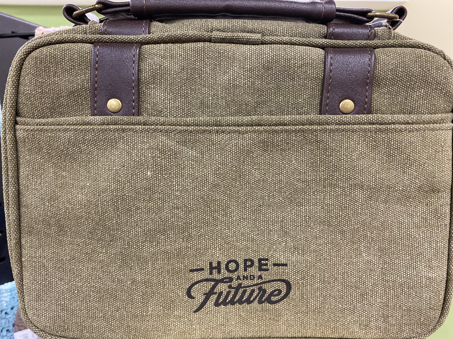COVER, Hope And Future, Canvas