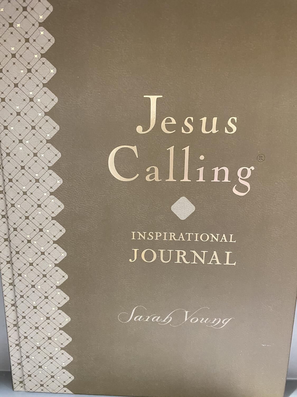 Jesus Calling, Inspirational Journal