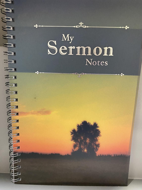 Sermon Notes Tree
