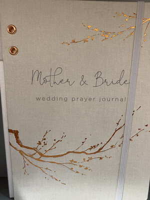 JOURNAL,  Mother And Bride Prayer Journal