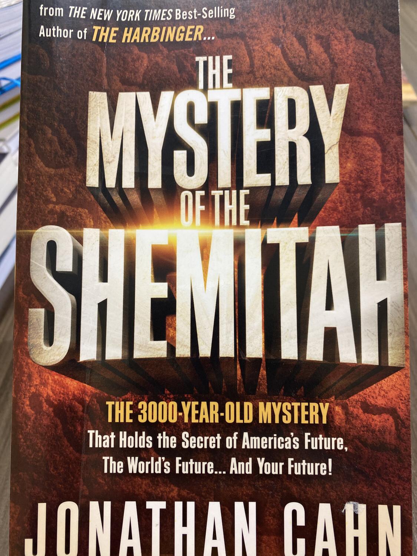 CAHN, The Mystery Of The Shemitah