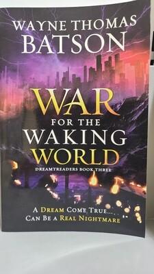 BATSON, War For The Waking World