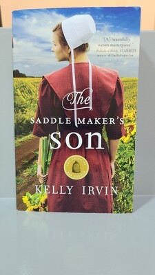 IRVIN, The Saddlemakers Son