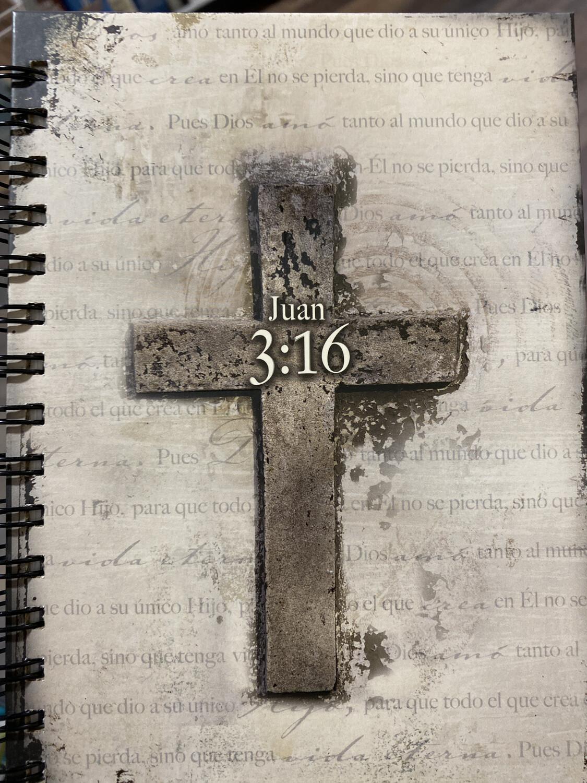 Diario Juan 3:16