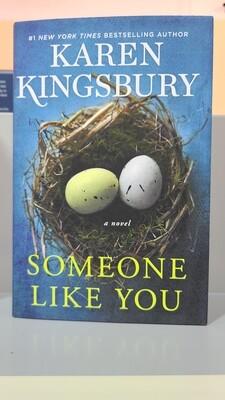 KINGSBURY,  Someone Like You