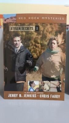JENKINS, Stolen Secrets #2