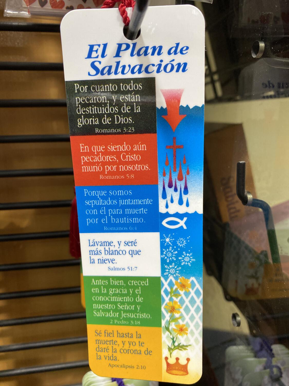 SP, Bookmarks, Plan Of Salvation