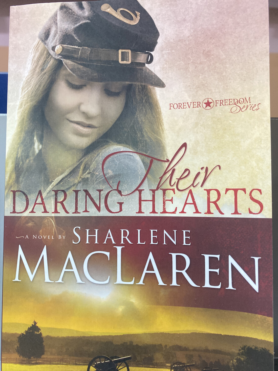 MACLAREN, Their Daring Hearts