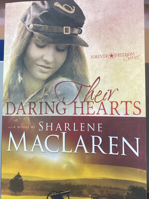 MACLAREN, Their Daring Hearts