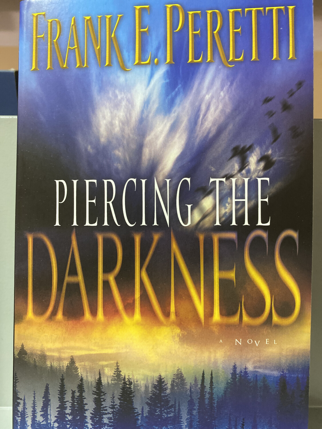 PERETTI, Piercing The Darkness