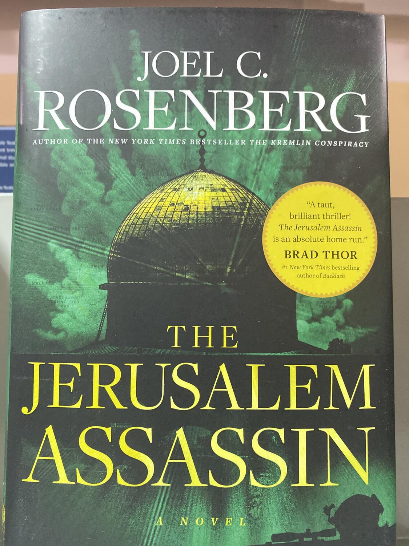 ROSENBERG, The Jerusalem Assassin