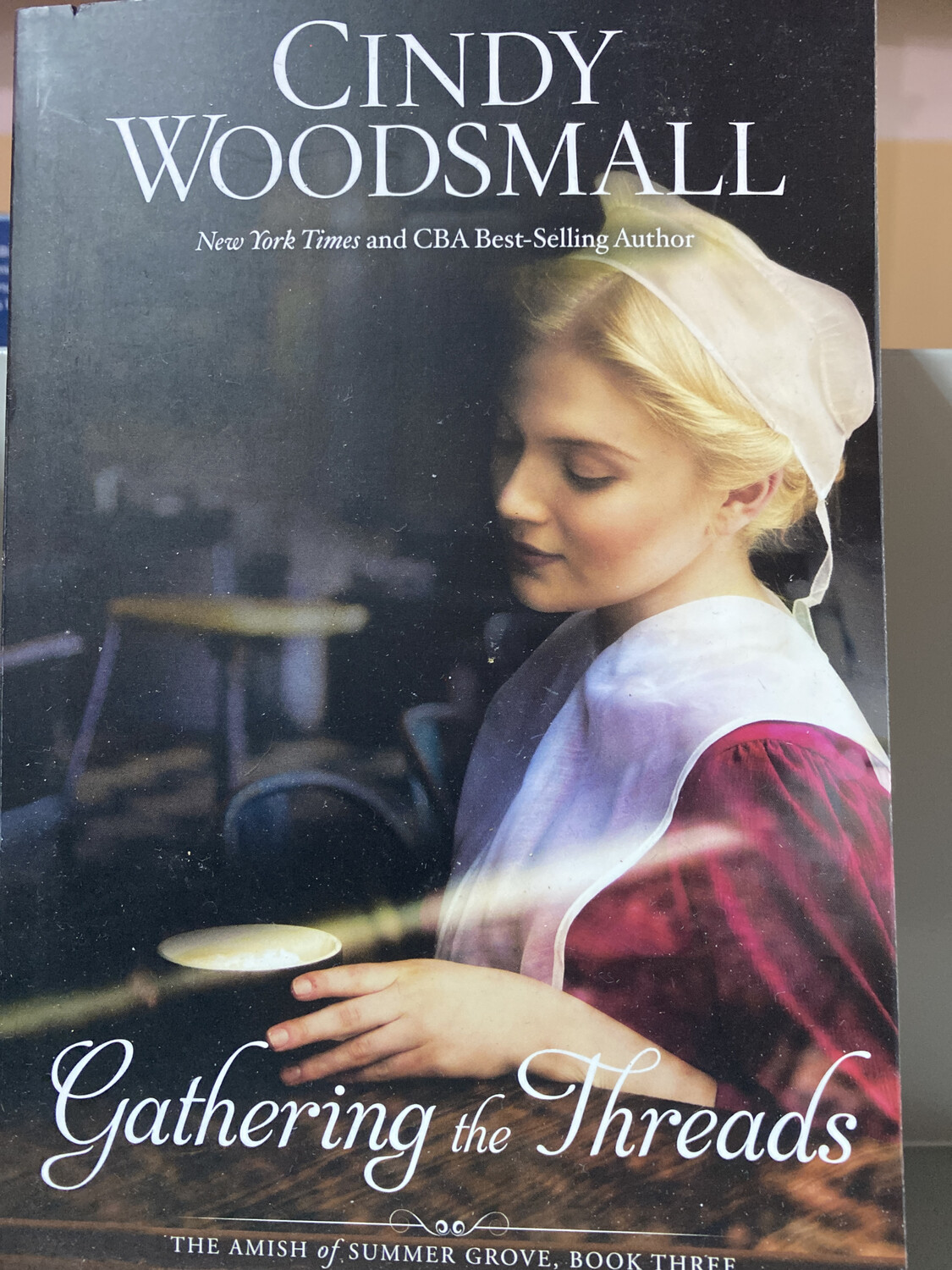 WOODSMALL, Gathering The Threads