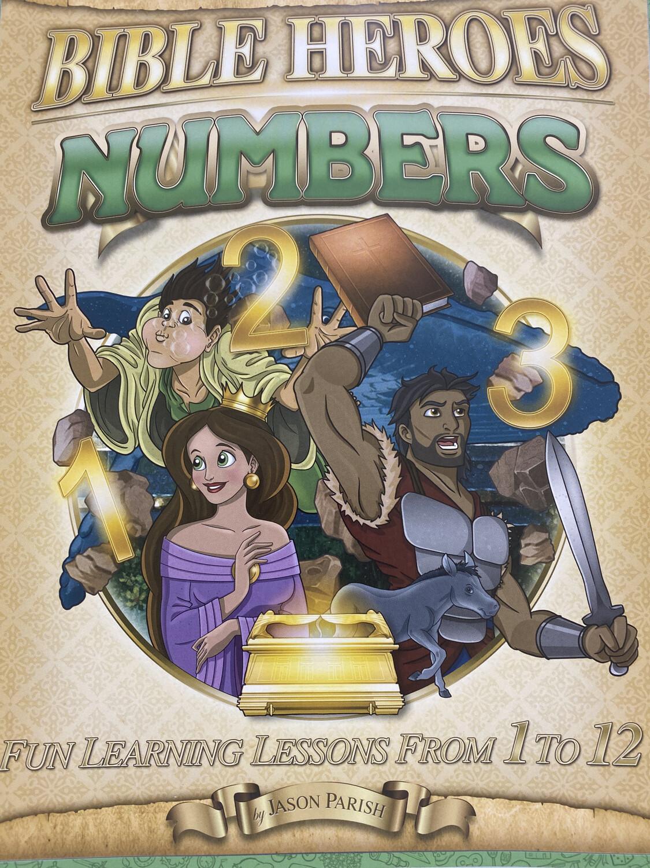 Bible Heroes Numbers