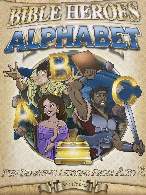 Bible Heroes Alphabet