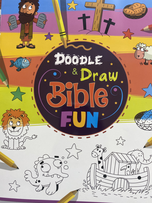Doodles And Draw Bible Fun