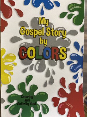Colors Activity Book
