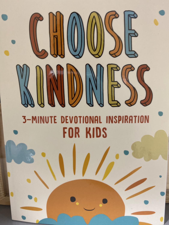 Choose Kindness For Kids