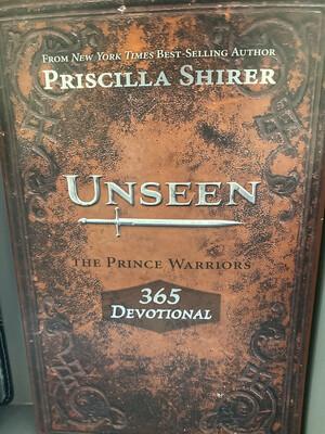 SHIRER, Unseen Devotional