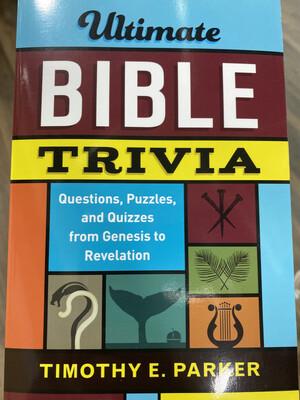 PARKER, Ultimate Bible Trivia
