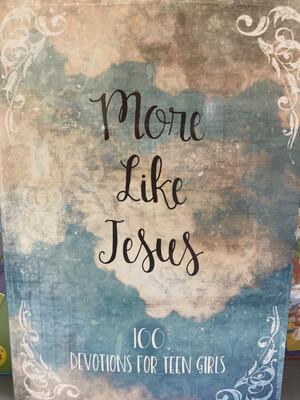 B&H, More Like Jesus Girls