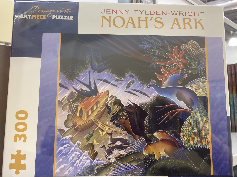 Jenny Tylden-Wright, Noah's Ark Puzzle
