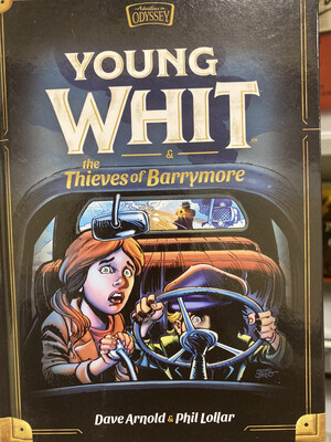 AIO, Young Whit & The Thieves Of Barrymore
