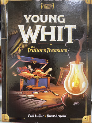 AIO, Young Whit And The Traitor's Treasure
