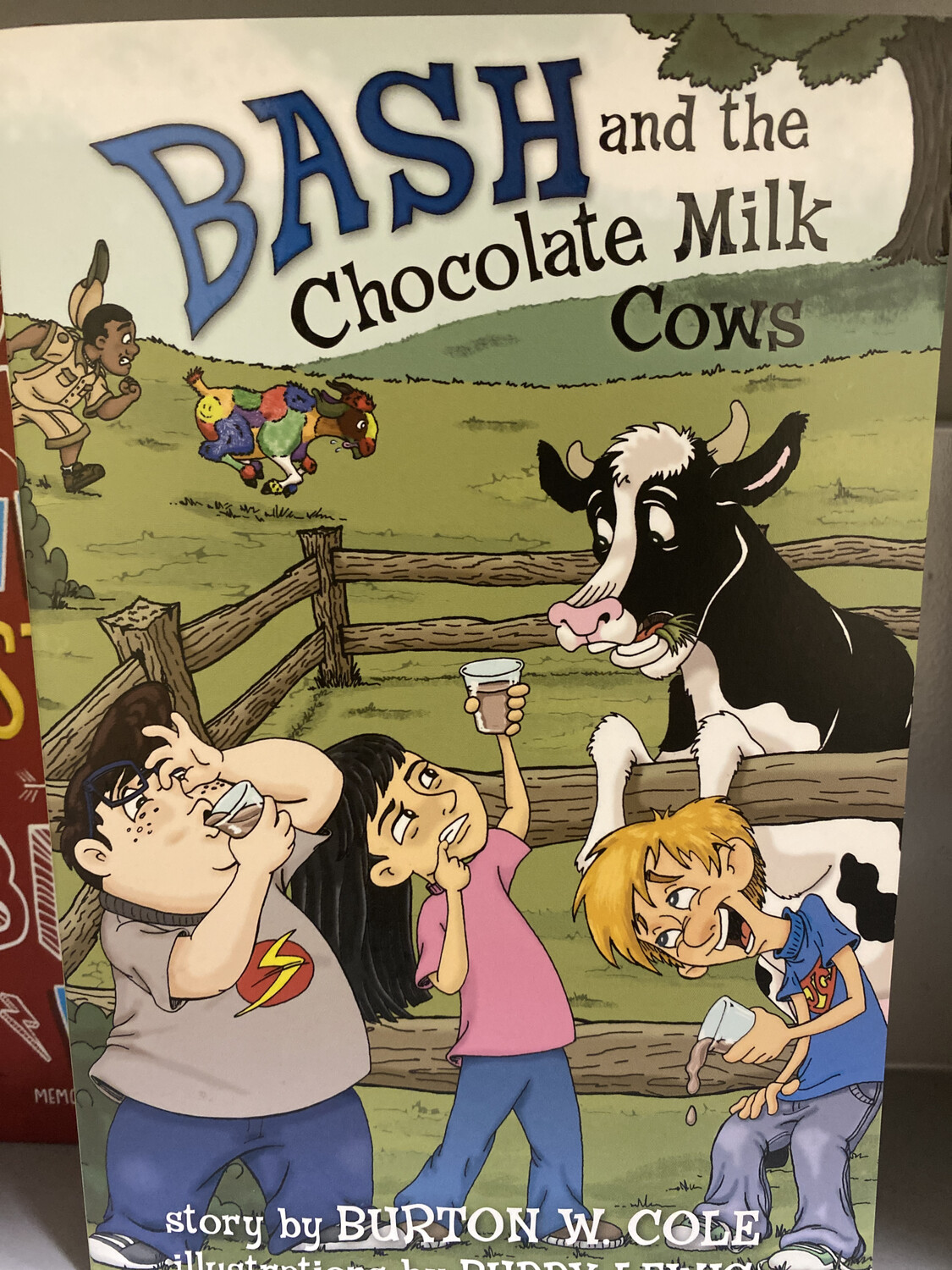 COLE, Bash And The Chocolate Milk Cows
