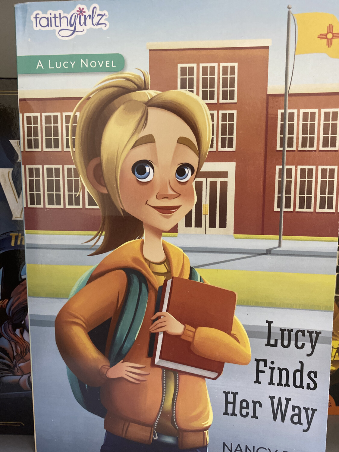 RUE, Lucy Finds Her Way