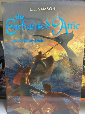 SAMSON, Enchanted Attic Saving Moby Dick