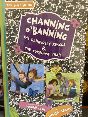 SPADY, Channing Obanning 2 Books In 1
