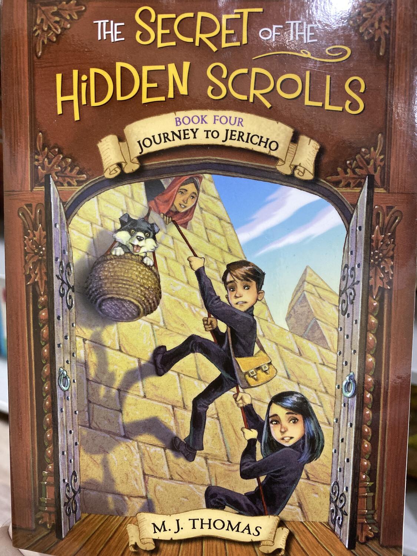 THOMAS, Secret Of The Hidden Scrolls