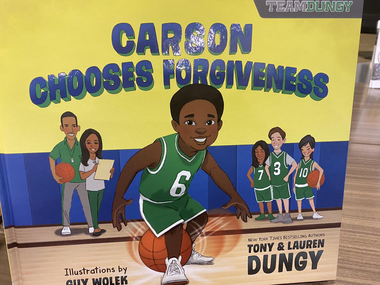 DUNGY, Carson Chooses Forgiveness