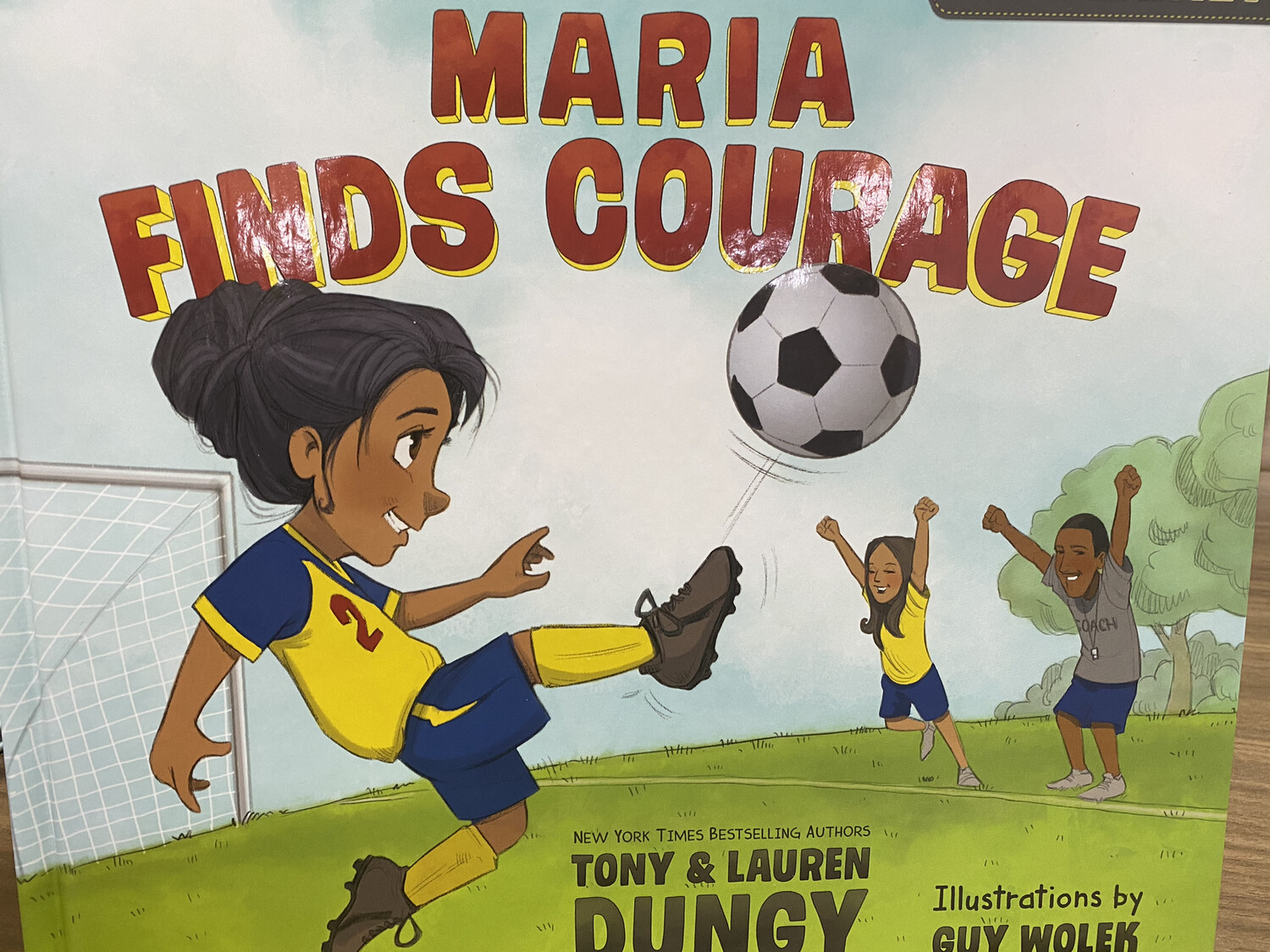 DUNGY, Maria Finds Courage